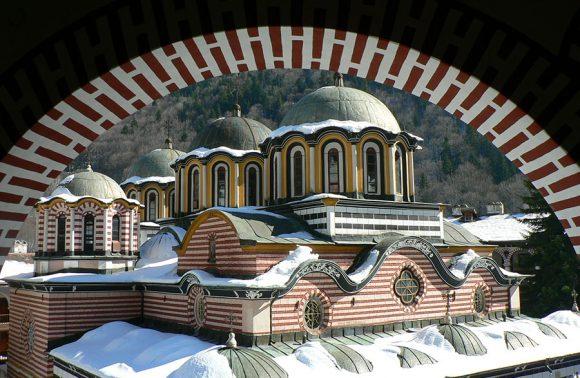 AÑO NUEVO EN BULGARIA:RILA Y PIRIN EN NIEVE