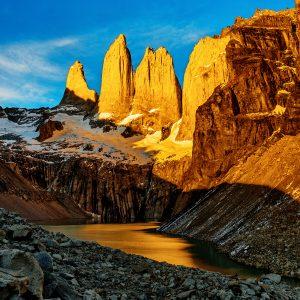 Viajar a Torres del Paine, Patagonia Chilena