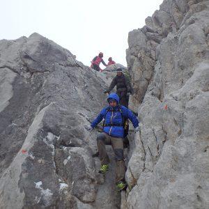 Anillo de Picos de Europa, Trekking de Altura