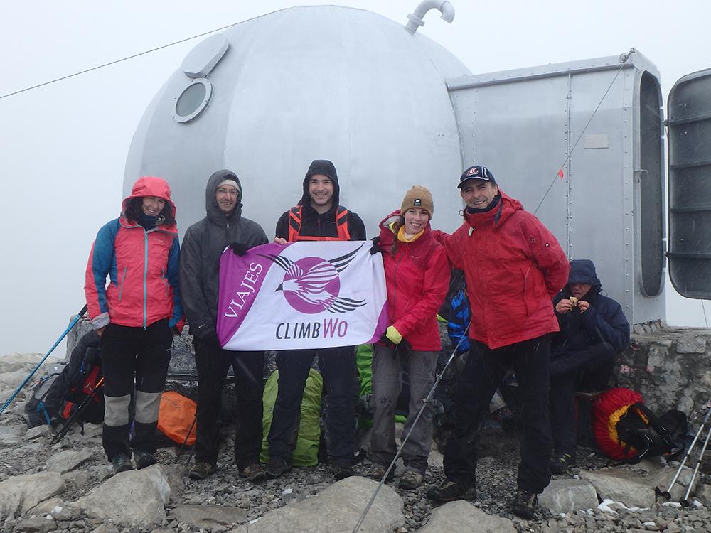Trekking Climbwo Picos de Europa - Cumbre