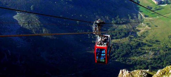Viaje de estudios. Cantabria Naturalmente